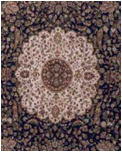 Hand Knotted Rug-ALC4