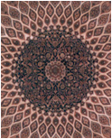 Hand Knotted Rug-122